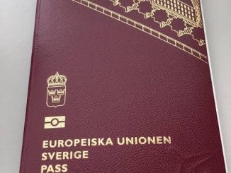 Köp riktigt eller falskt svenska pass online
