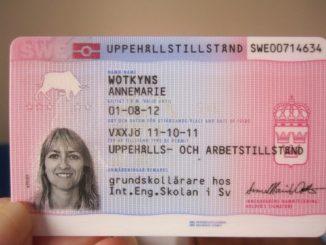 Köp svenskt uppehållstillstånd online